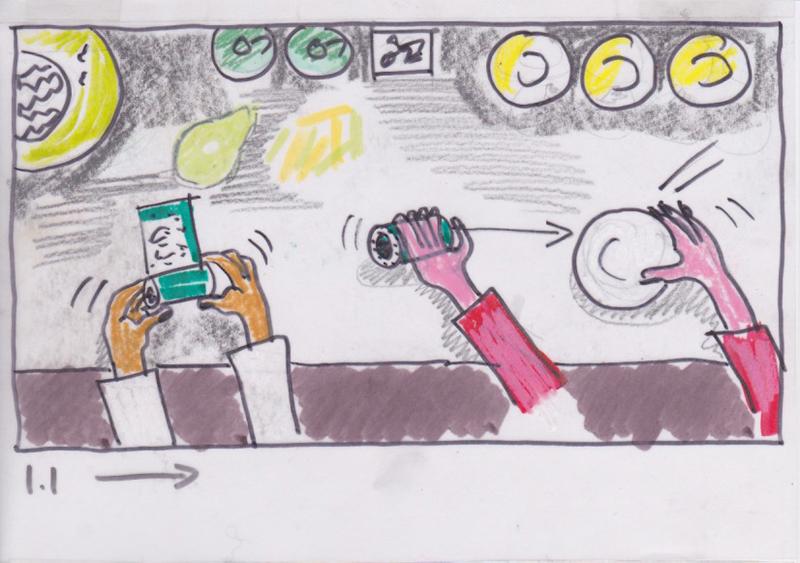 happy tobikomaki storyboard